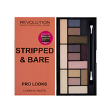 Makeup Revolution Pro Looks Palette - Stripped & Bare in Sri Lanka