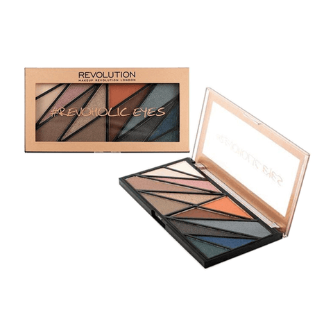 Makeup Revolution Revoholic Eyes Eyeshadow Palette in Sri Lanka
