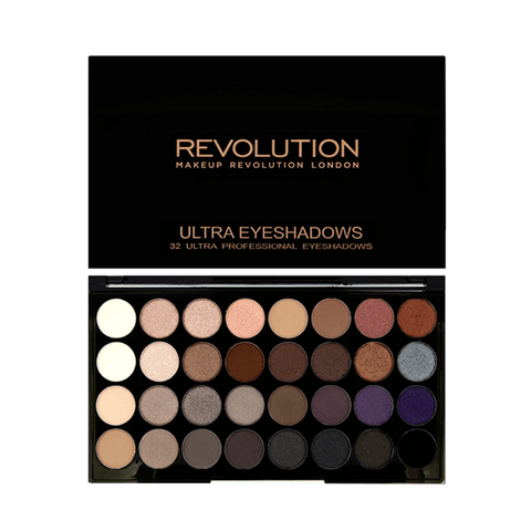 Makeup Revolution Ultra 32 Shade Eyeshadow Palette - Affirmation in Sri Lanka