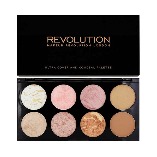 Makeup Revolution Ultra Blush Palette Golden Sugar in Sri Lanka