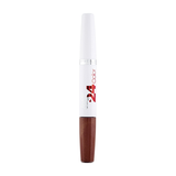 Maybelline SuperStay 24H Dual Ended Lipstick 730 Timeless Brown in Sri Lanka