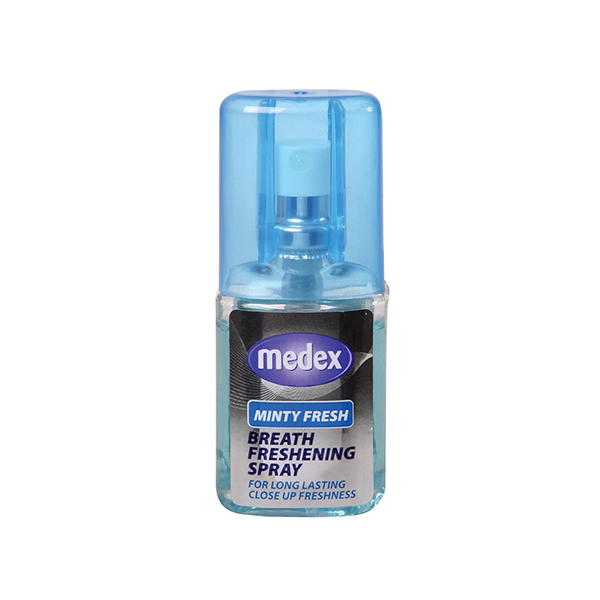 Medex Minty Fresh Breath Spray 20ml in Sri Lanka