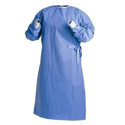 Medical Disposable Surgical Gown (Pack of 3)