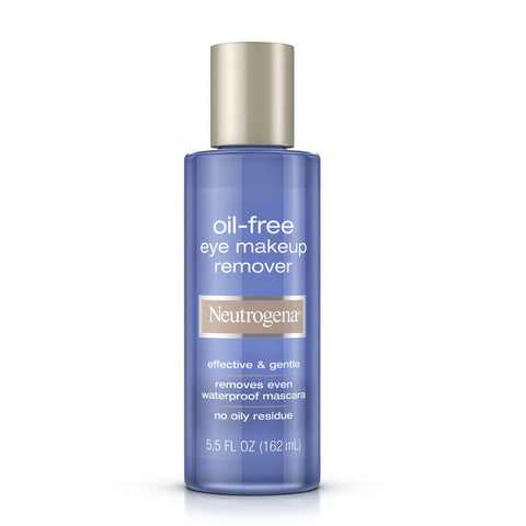 Neutrogena Oil-Free Liquid Eye Makeup Remover 169ml