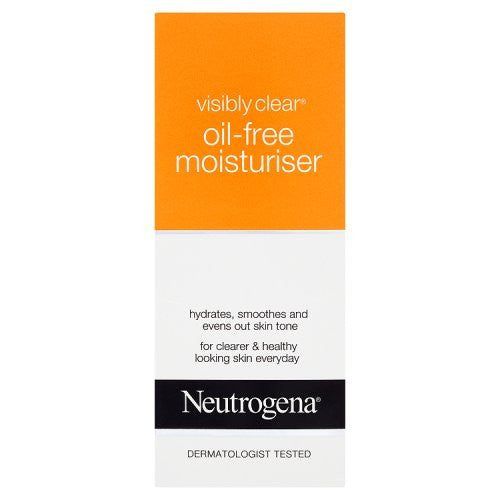 Buy Neutrogena visibly clear oil-free moisturiser 50ml in sri lanka