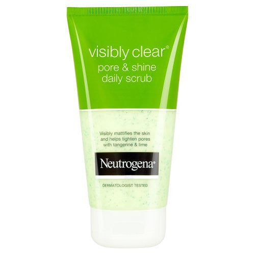Buy Neutrogena visibly clear pore and shine daily scrub 150ml  in sri lanka