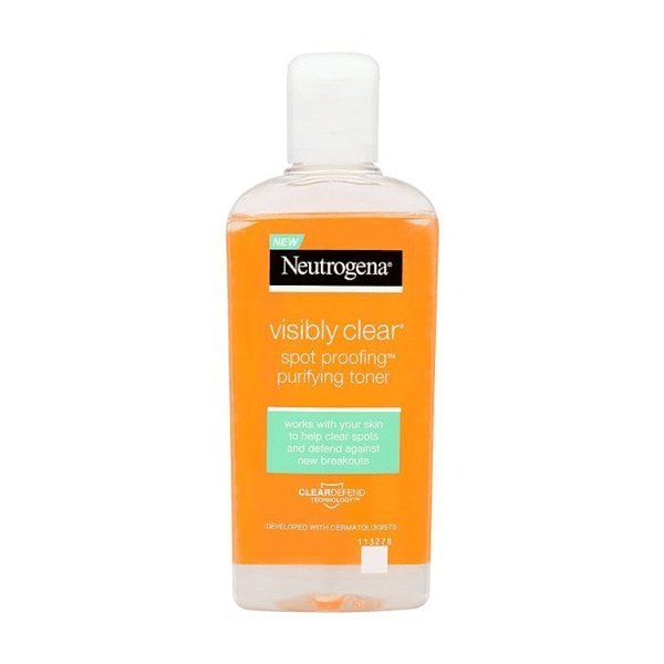 Neutrogena Visibly Clear Spot Proofing Purifying Toner 200ml in Sri Lanka