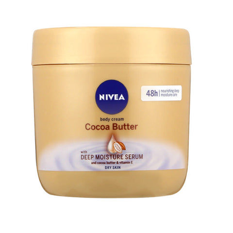Nivea Cocoa Butter Body Cream 400ml