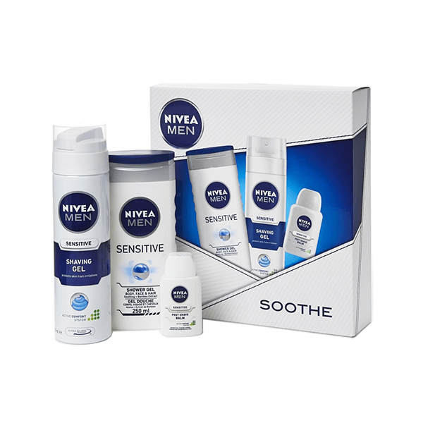 Nivea Men Soothe Sensitive Gift Set in Sri Lanka