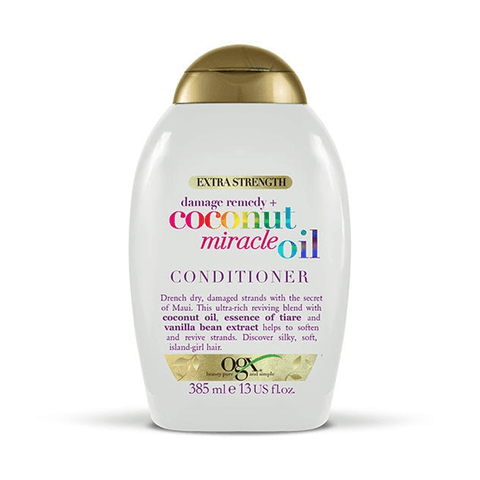 OGX Extra Strength Coconut Miracle Oil Conditioner 385ml in Sri Lanka