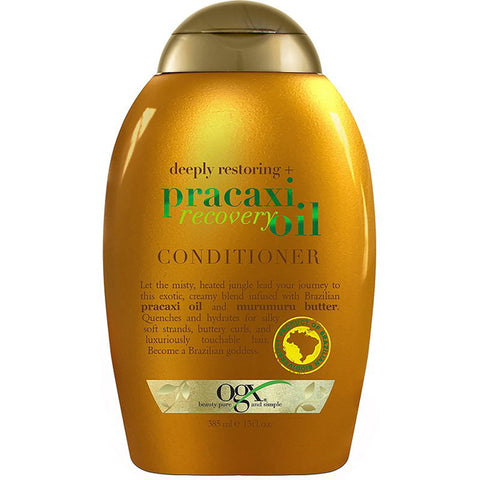 OGX Deeply Restoring + Pracaxi Recovery Conditioner 385ml