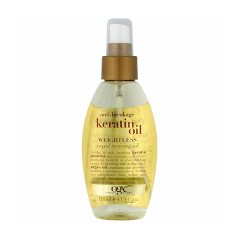 OGX Anti-Breakage Keratin Oil Instant Repair Healing 118ml in Sri Lanka