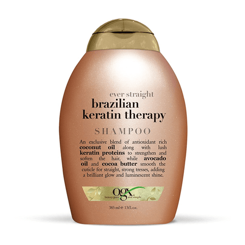 OGX Brazilian Keratin Therapy Shampoo 385ml in Sri Lanka