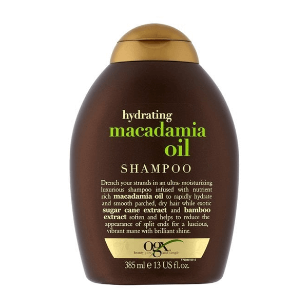 OGX Hydrating Macadamia Oil Shampoo 385ml in UK