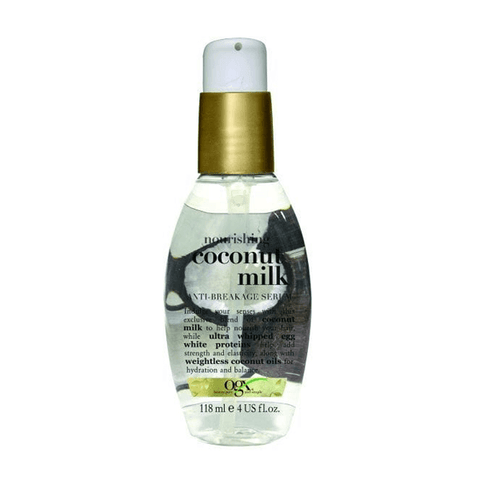 OGX Nourishing Coconut Milk Anti-Breakage Serum 118ml in Sri Lanka