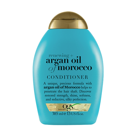 OGX Renewing Moroccan Argan Oil Conditioner 385ml in Sri Lanka