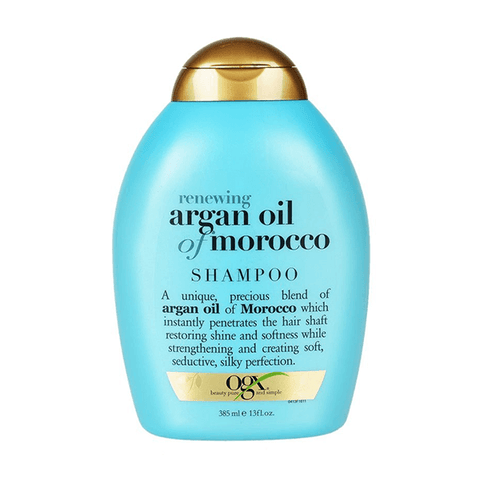 OGX Renewing Moroccan Argan Oil Shampoo 385ml in UK