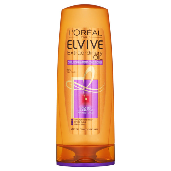 Buy L'Oreal paris elvive curl nourishment conditioner 400ml in sri lanka