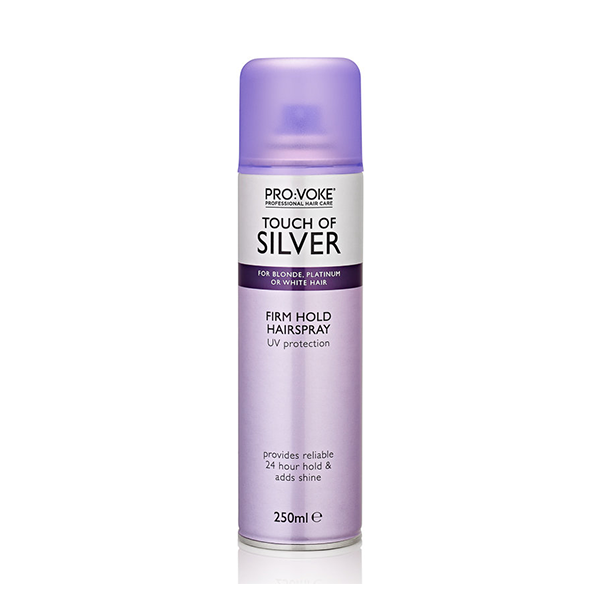 PRO:VOKE Touch Of Silver Firm Hold Hairspray 250ml in Sri Lanka