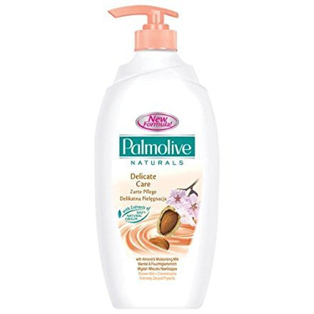 Palmolive Delicate Care Moisturising Shower Milk 750ml