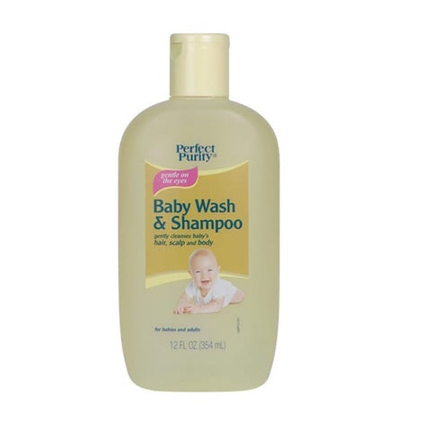 Perfect purity baby wash & shampoo 354ml