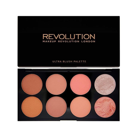 Makeup Revolution Ultra Blush Palette Hot Spice in Sri Lanka
