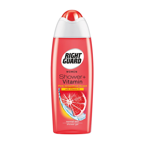 Right Guard Women Shower + Vitamin C Shower Gel 250ml in Sri Lanka