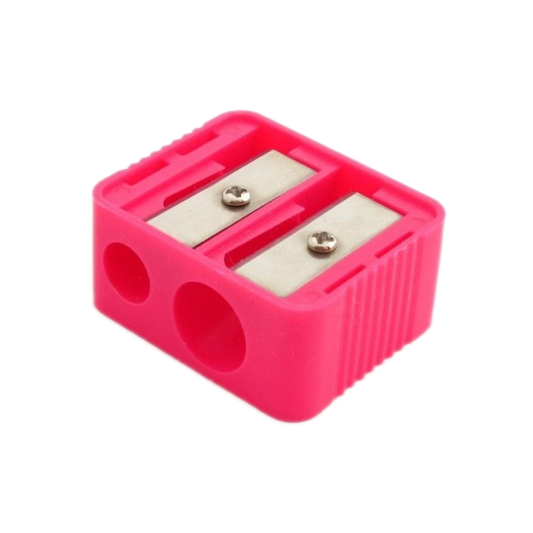 Royal Cosmetics Duo Pencil Sharpener Pink in Sri Lanka
