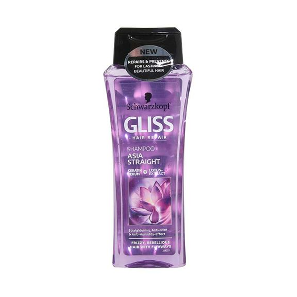 Schwarzkopf Gliss Asia Straight Shampoo 250ml in Sri Lanka