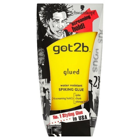 Buy Schwarzkopf got2b Glued Water Resistant Spiking glue in sri lanka