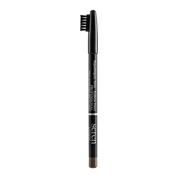Seren London Hypoallergenic Series Professional Eyebrow Pencil - Black Brown