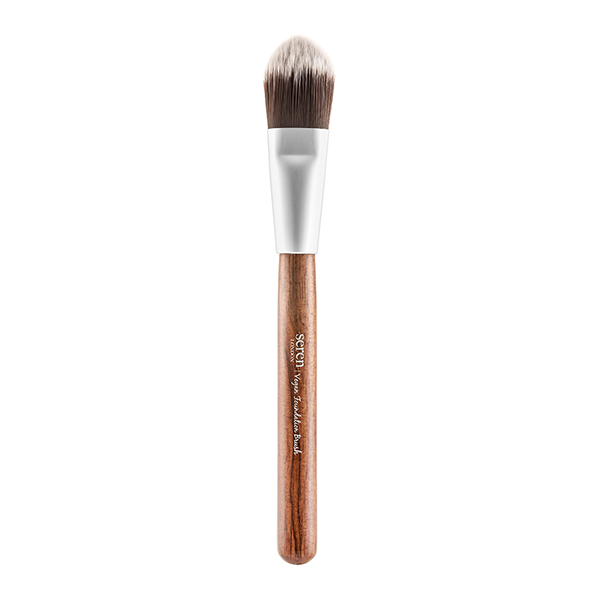 Seren London Vegan Collection Redwood Foundation Brush