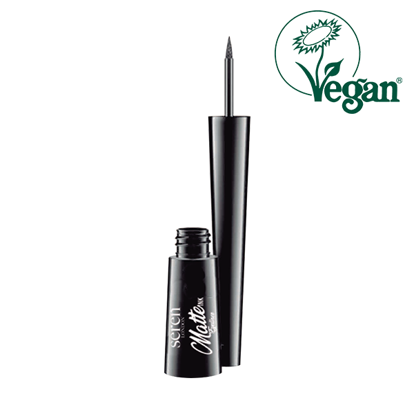 Seren London Vegan Long Lasting Eyeliner Black 5ml Sri Lanka