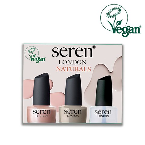 Seren London Vegan Naturals Nail Polish Gift Set in Sri Lanka