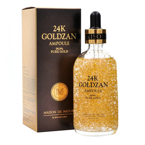 Skinature 24K Goldzan Ampoule 100ml
