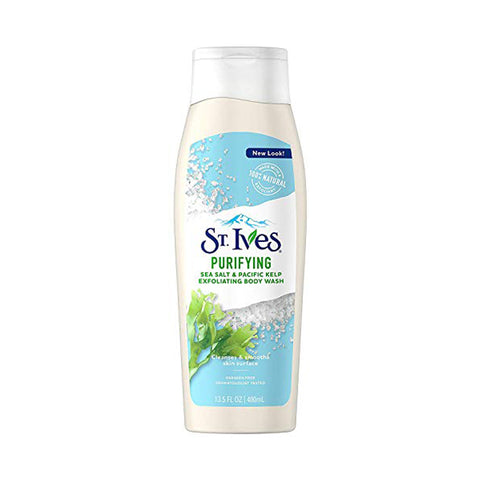 St_Ives_Purify_exfoliating_body_wash_400ml