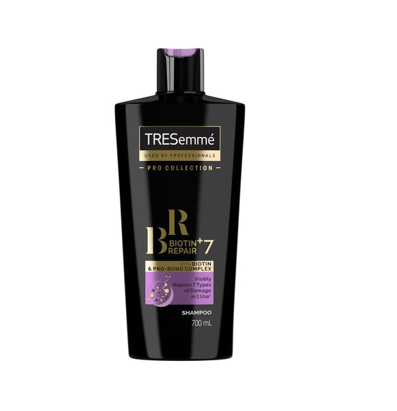 TRESemme Pro Collection Biotin+ Repair 7 Shampoo 700ml