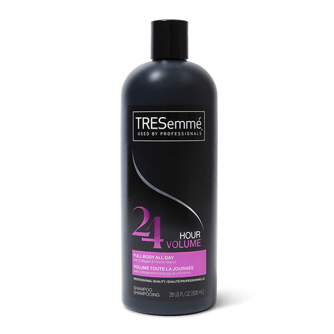 TRESemmé Thickening Shampoo for Fine Hair 24 Hour Volume Hair Care With Volume Control Complex and Silk Proteins 828ml