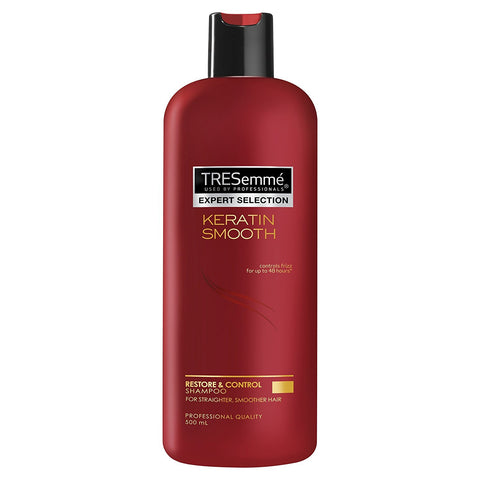 Buy TRESemme keratin smooth shampoo 500ml in sri lanka