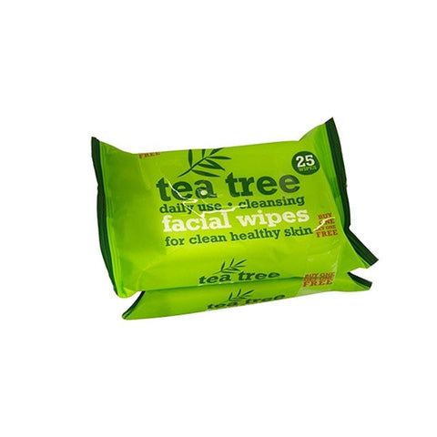 Tea Tree daily cleansing facial wipes in sri lanka