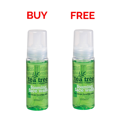Tea Tree Foaming Face Wash 200ml (Limited Offer!) in Sri Lanka