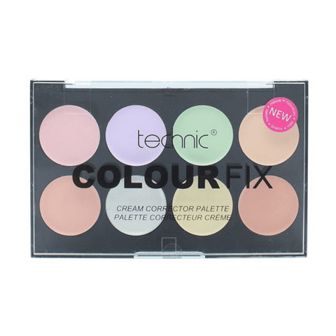 Technic Colour Fix Cream Corrector Palette in Sri Lanka