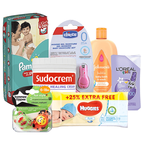 Tommee Tippee Baby Care Gift Set in Sri Lanka