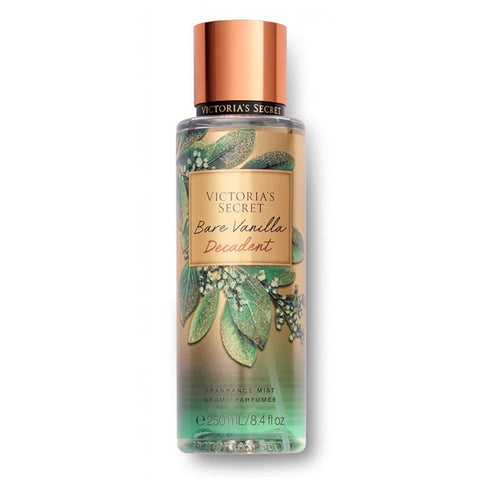 Victoria's Secret Bare Vanilla Decadent Body Mist 250ml