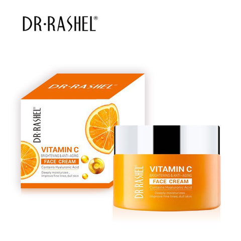Dr Rashel Vitamin C Brightening & Anti-aging Day Cream 50g
