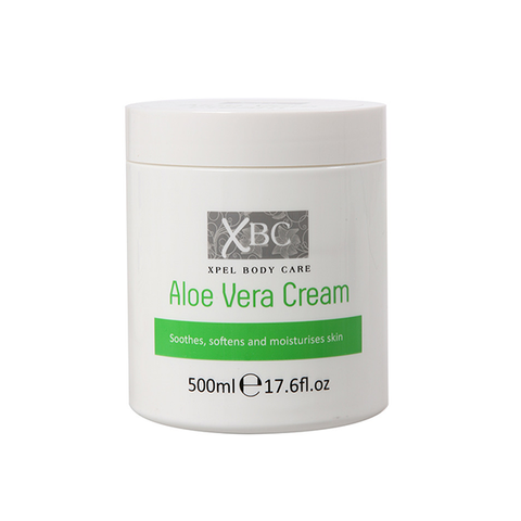 XBC Aloe Vera Cream 500ml in Sri Lanka