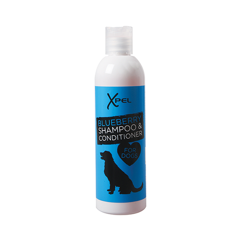 Buy Xpel Blueberry Shampoo & Conditioner For Dogs 250ml in Sri Lanka
