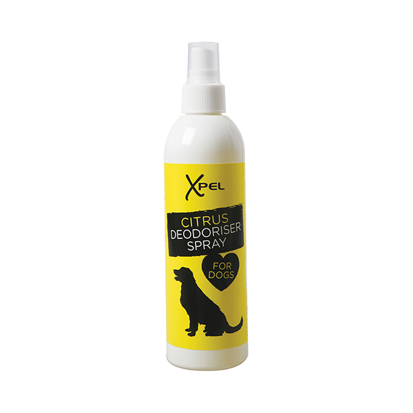 Xpel Citrus Deodoriser Spray For Dogs 250ml in Sri Lanka