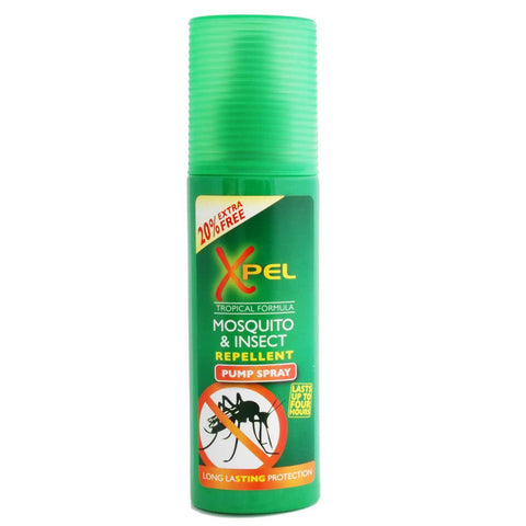 Buy Xpel mosquito & insect repellent pump spray 70ml in sri lanka
