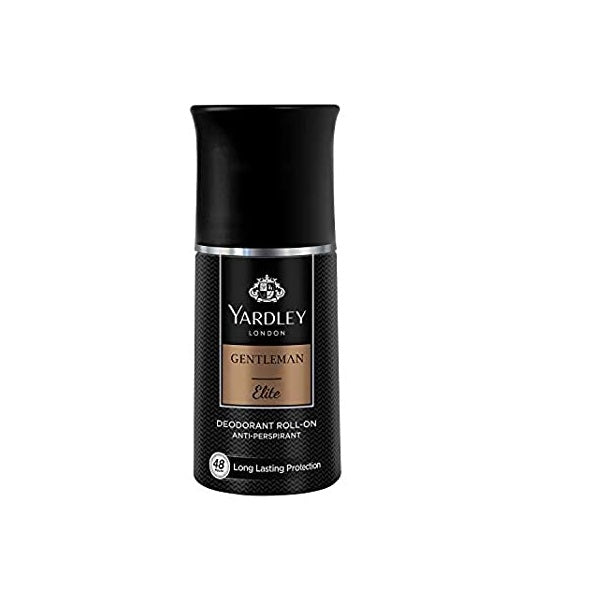 Yardley Gentleman Elite Deodorant Roll On 50ml